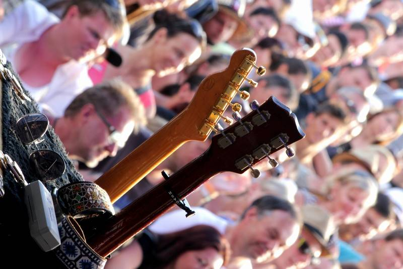 Festival Hrady CZ se přesouvá na Švihov, spolu s ním i Tomáš Klus, Arakain a Lucie Bílá a další