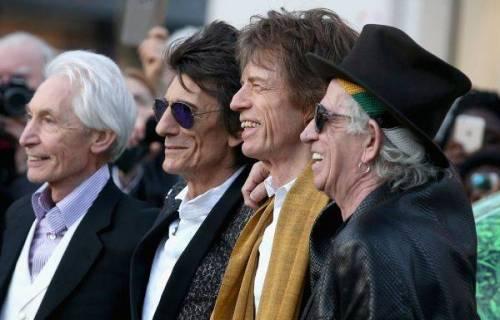 Rolling Stones pracují na novém albu. Půjde o jejich první autorské novinky od roku 2005