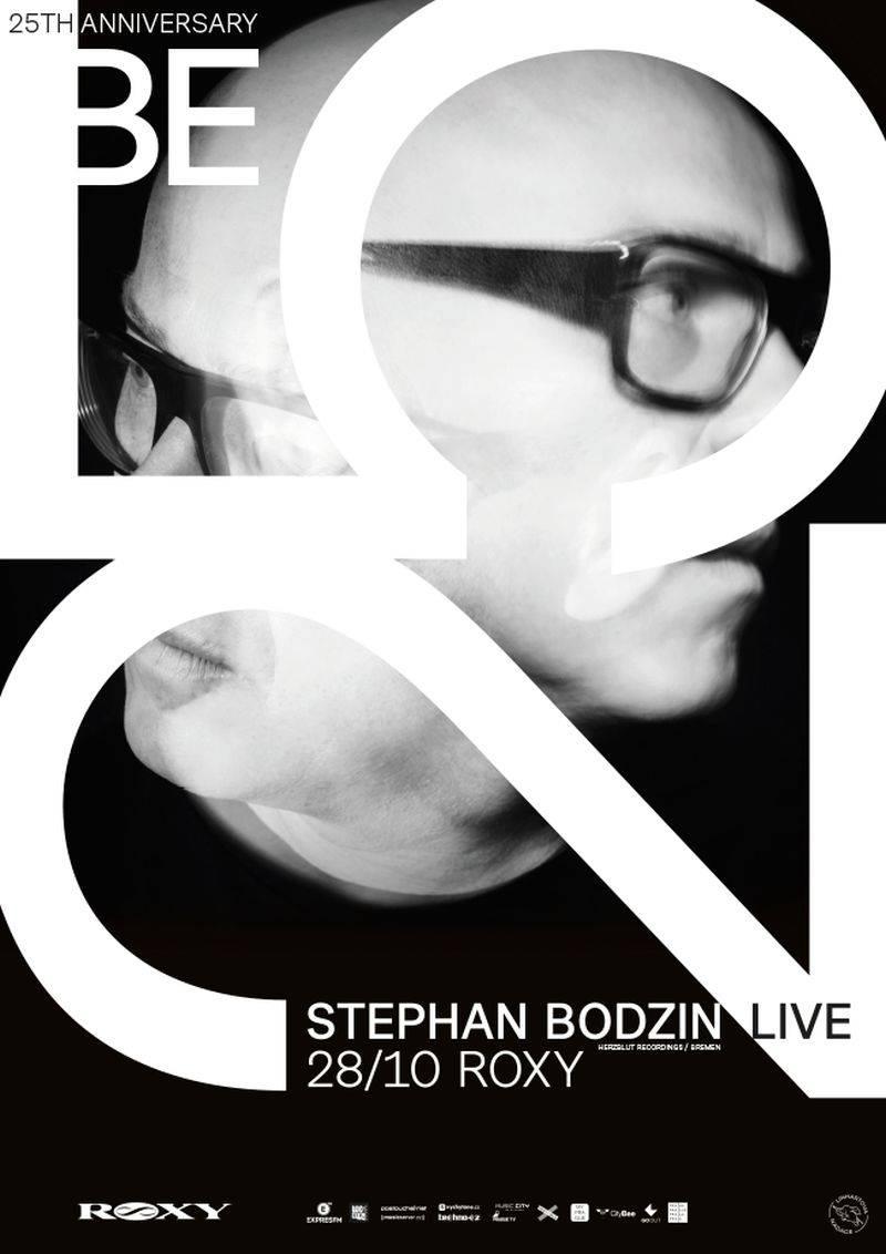 Narozeniny Roxy uzavře Stephan Bodzin. Bez autentičnosti je pro něj vše jen prázdnou skořápkou