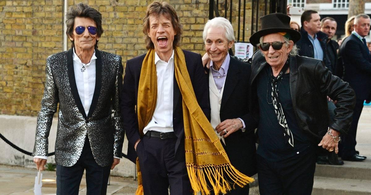 Ronnie Wood z Rolling Stones měl nádor na plicích. Chemoterapii odmítl, nechtěl přijít o vlasy