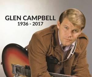Zemřel Glen Campbell. Legenda country odešla ve věku 81 let