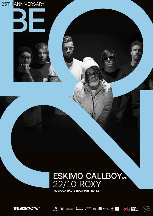 Divoký narozeninový večírek v Roxy obstarají Eskimo Callboy