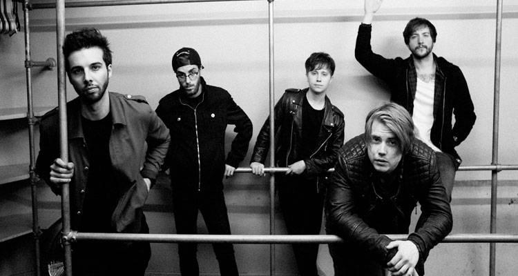 Do Rock Café dorazí Nothing But Thieves, kteří předskakovali Muse i Arcade Fire