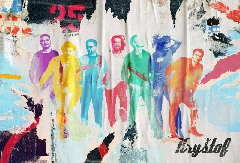 Kryštof vydává před koncerty na Strahově svou výběrovku 25 v limitované edici na třech vinylech