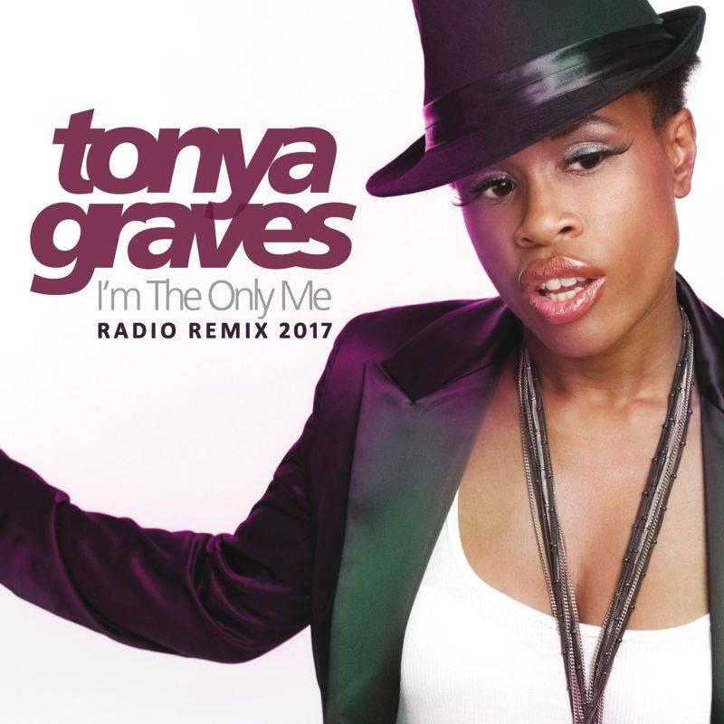 Tonya Graves se chystá na podzimní turné, remix singlu I'm The Only Me jí otevírá cestu do zahraničí