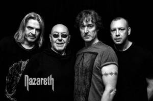 Nazareth koncem září třikrát zahrají v České republice. Nevynechají Love Hurts ani Dream On