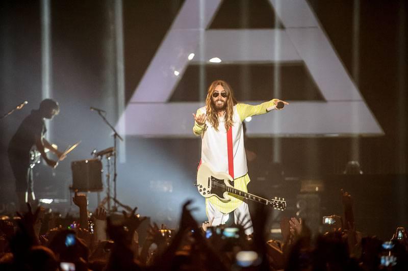 30 Seconds To Mars se příští rok vrátí do České republiky, v Tipsport Aréně oslaví 20 let