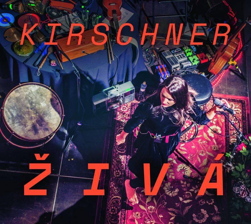 Jana Kirschner vydá album ŽIVÁ, nabídne to nejlepší ze tří turné i autentické autorské zápisky