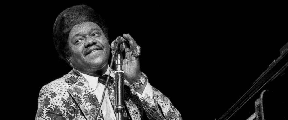 Zemřel Fats Domino, jeden z posledních pionýrů rock'n'rollu