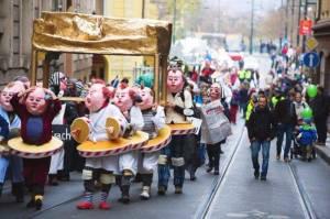 Festival svobody 17. listopadu ovládne Prahu, na Václavském náměstí vystoupí Laco Deczi nebo Zrní