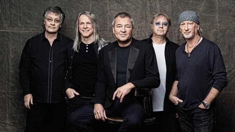 Deep Purple znovu v České republice: V červenci zahrají v Brně
