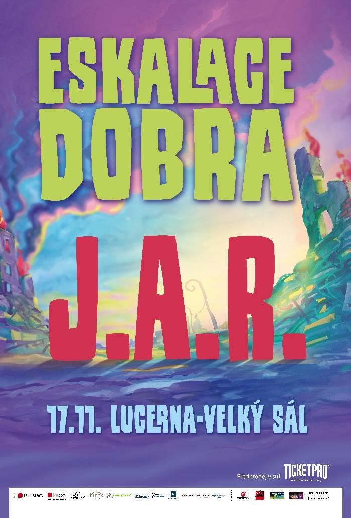 J.A.R. i letos oslaví narozeniny 17. listopadu v Lucerně. Slibují i Eskalaci dobra