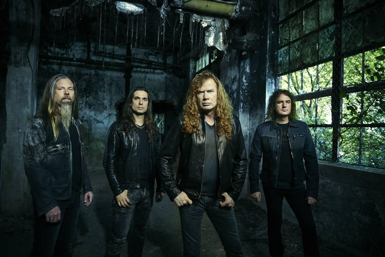 Metalový svátek v Plzni: Judas Priest dorazí spolu s Megadeth