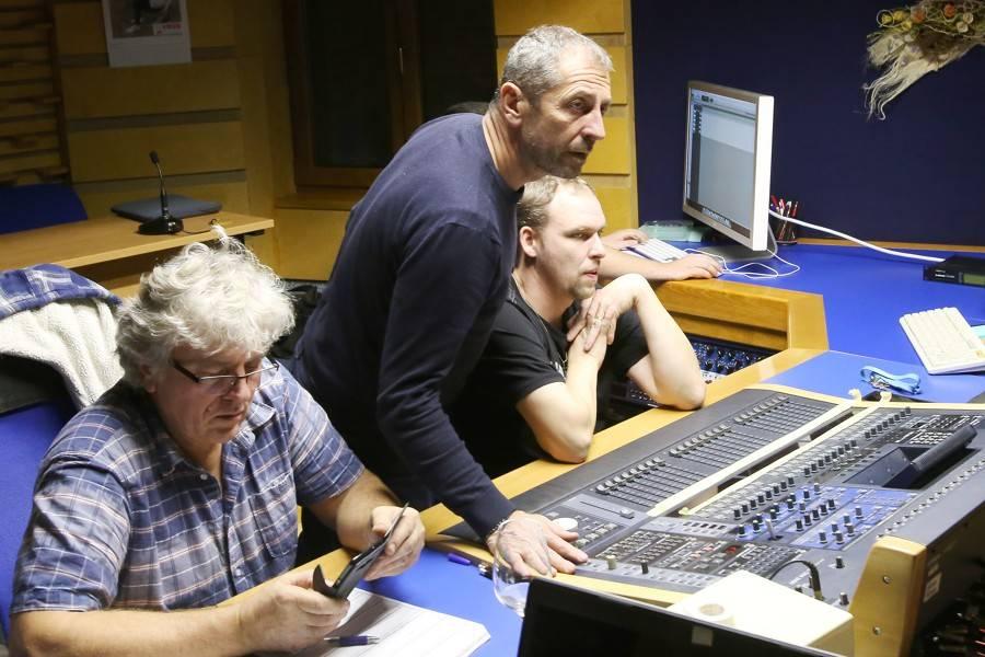 S Čechomorem ve studiu: Kapela pracuje na nové desce s Kumpánovými muzikanty