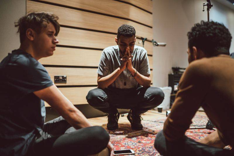Ben Cristovao nahrává v legendárních Abbey Road Studios spolu s šestnáctiletým talentem