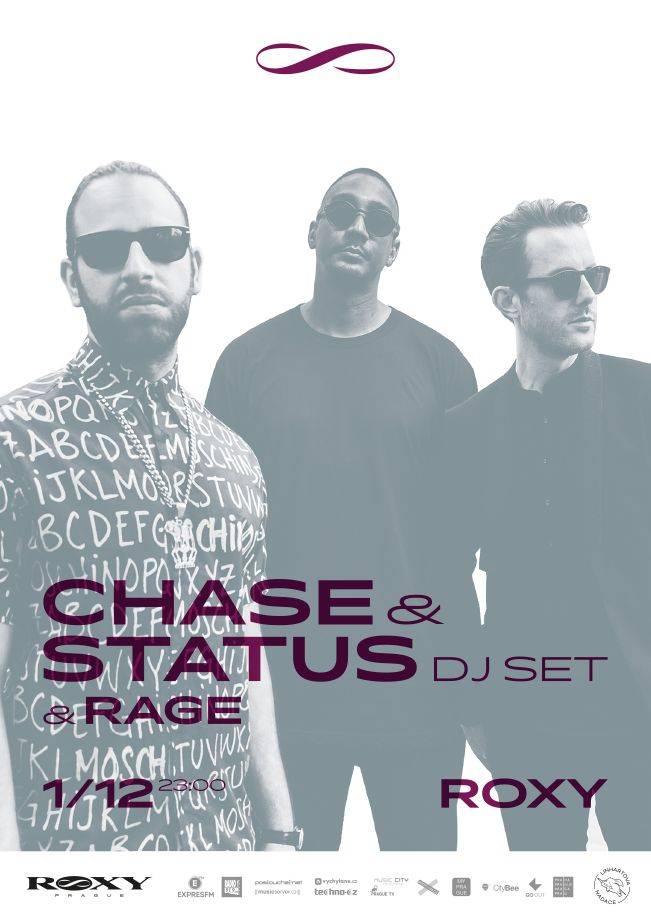 Chase And Status chystají do Roxy velkou drum'n'bassovou show