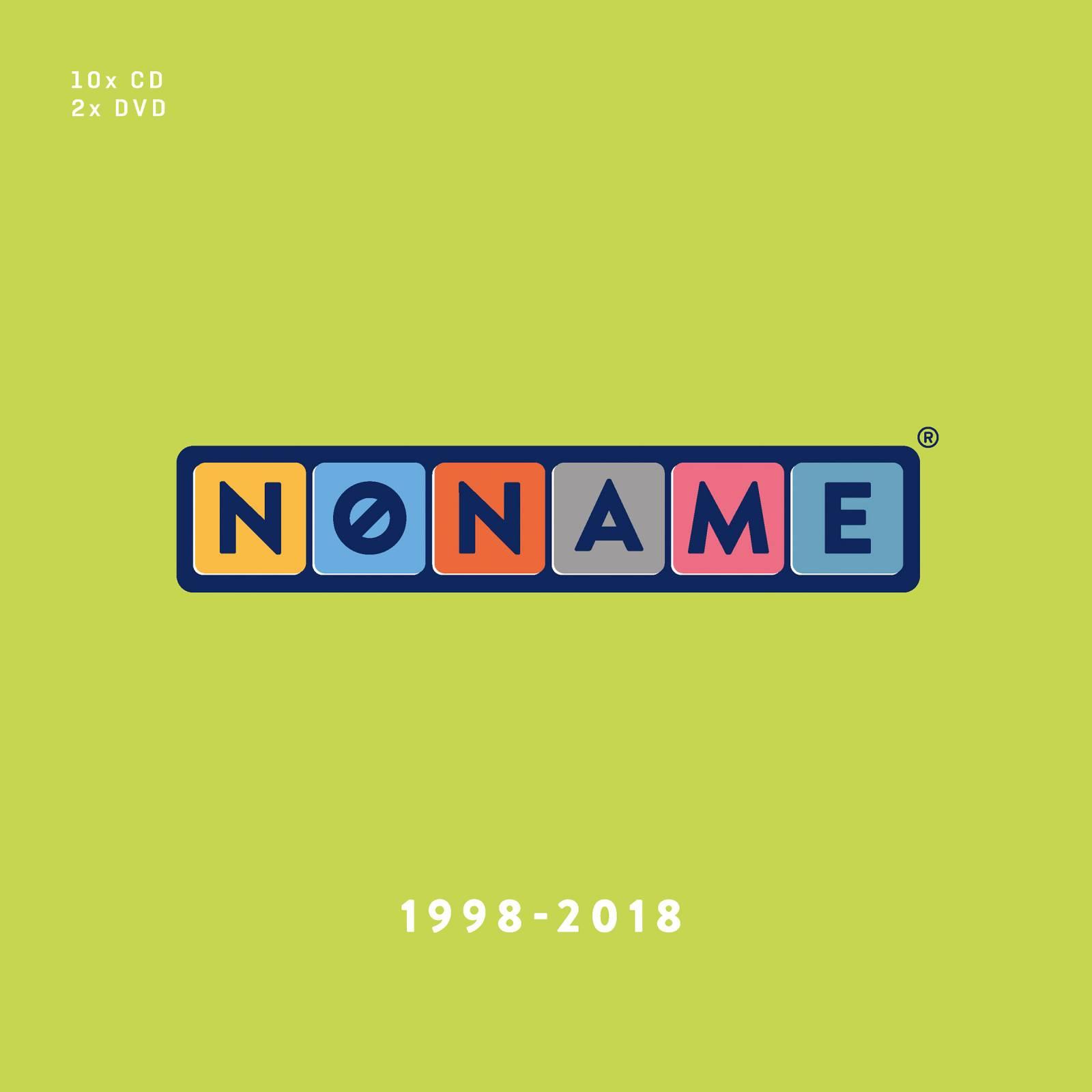 No Name potěší fanoušky souhrnným kompletem celé jejich diskografie