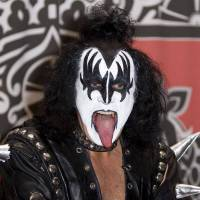 Gene Simmons předvede na Masters Of Rock hity Kiss i délku svého jazyka