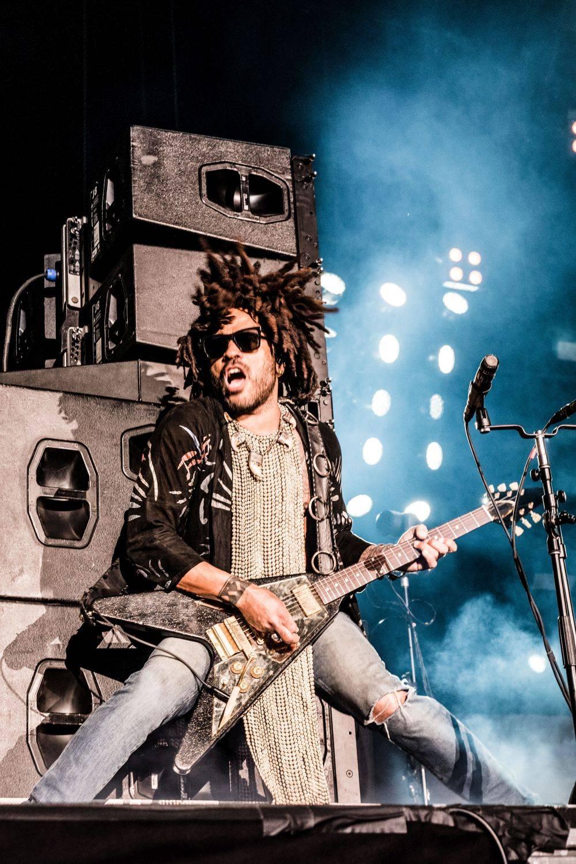 Lenny Kravitz v červnu zavítá do Prahy i s novou deskou