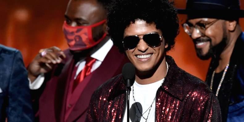 60. ročník Grammy: Nejvíce cen si odnesli Bruno Mars a Kendrick Lamar