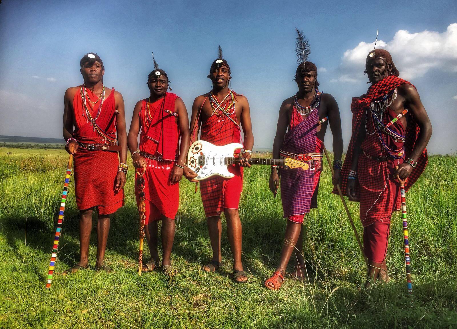 Wohnout si zaletěli pro nový klip do Keni, podpoří místní nemocnici