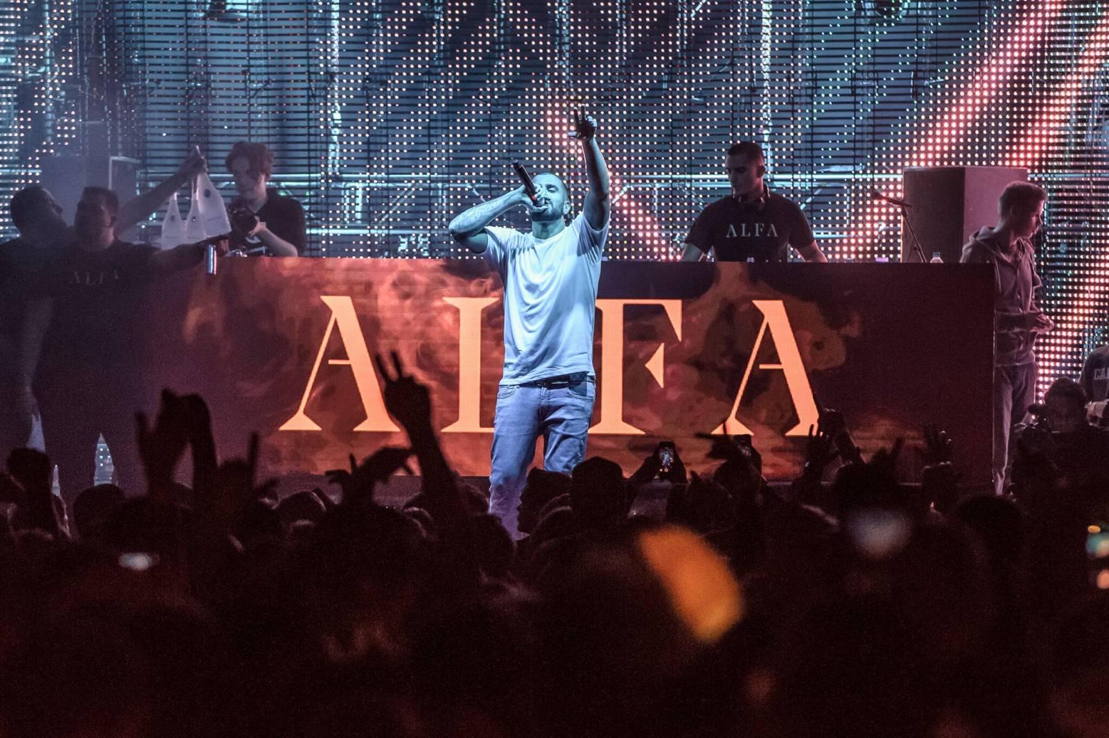 Ektor vyjede v rámci turné Alfa do devíti měst v České republice