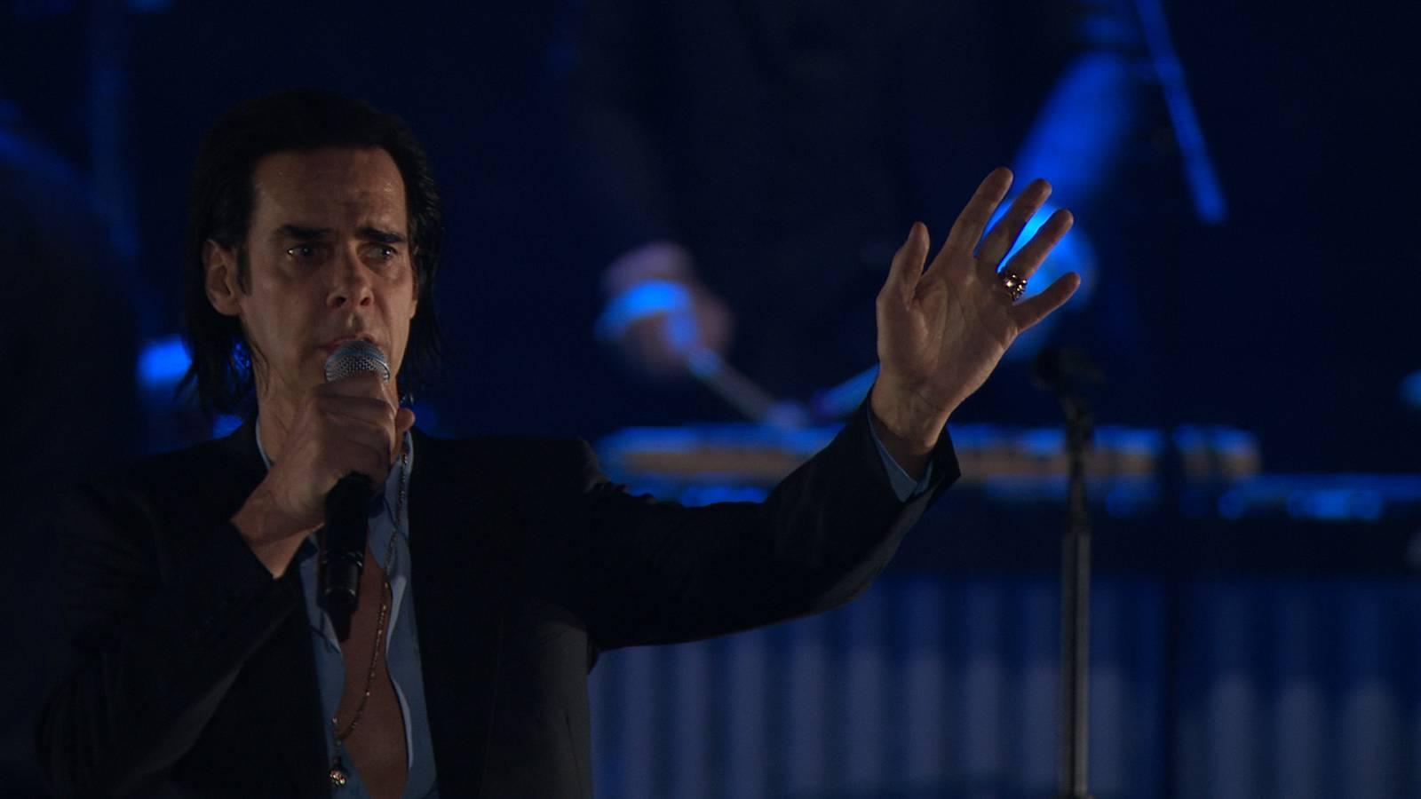 Film Distant Sky - Nick Cave & The Bad Seeds Live odehrají v jeden večer kina po celém světě