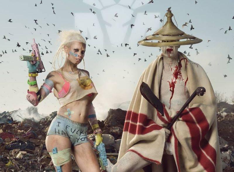 Die Antwoord ještě nekončí! Do Česka se vrátí v srpnu