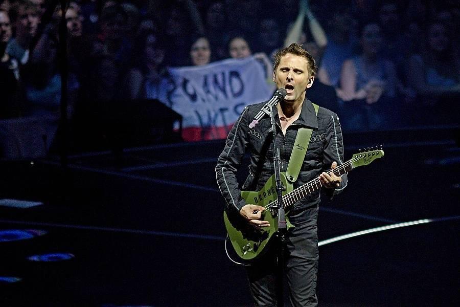 Muse míří se svou ohromující koncertní show do českých kin