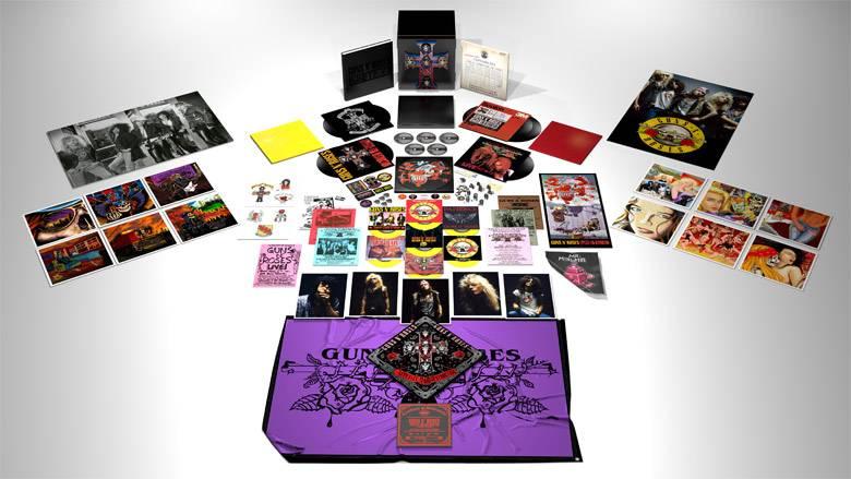 Guns N' Roses představí rozšířenou verzi alba Appetite For Destruction i s nevydanými songy