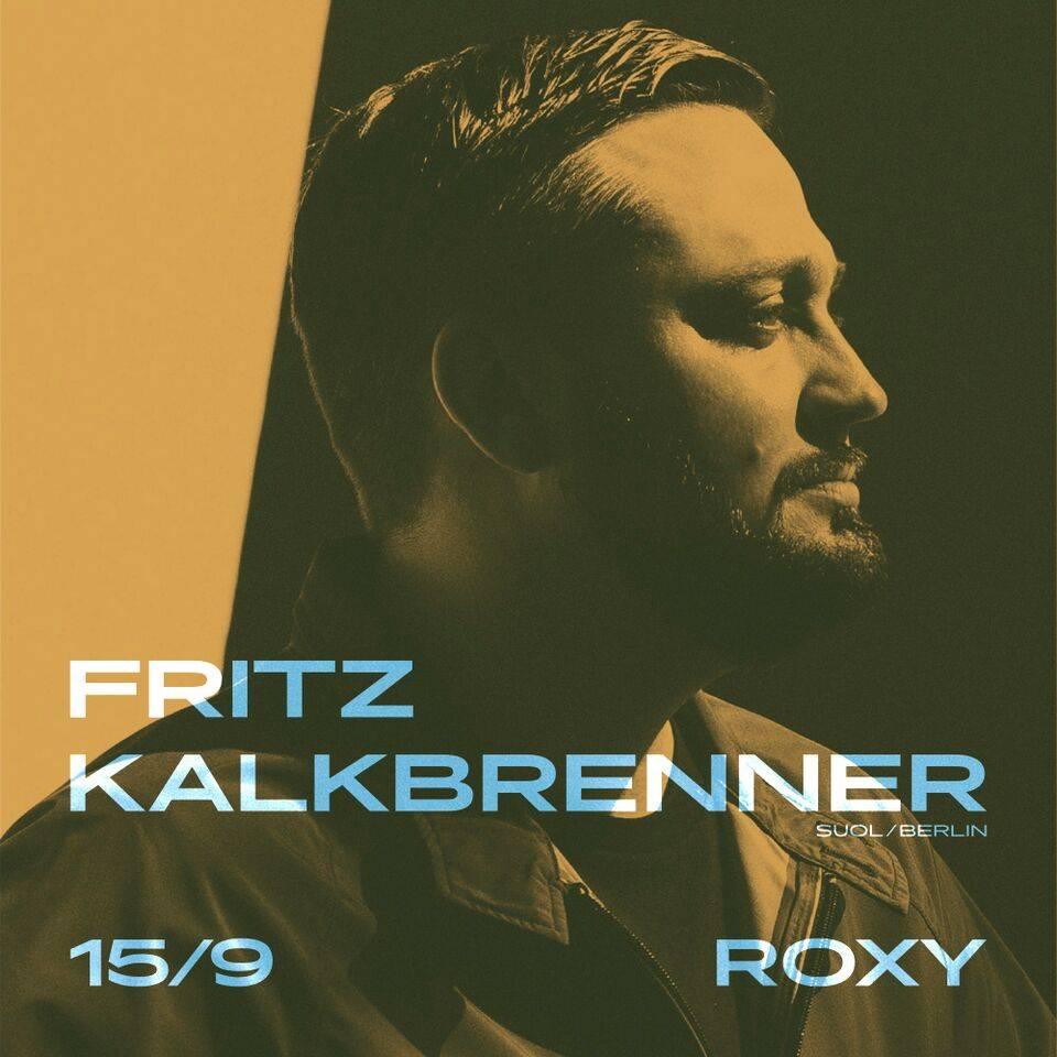 Fritz Kalkbrenner v pražské Roxy předvede album Drown, které pro něj znamená nový start