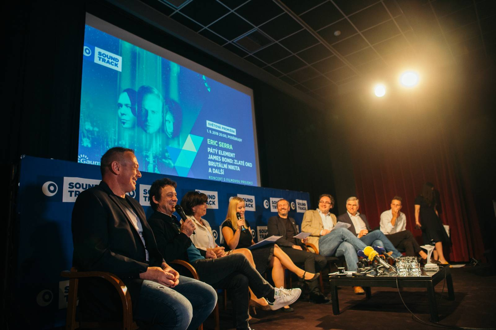 Na festival Soundtrack Poděbrady zavítají s filmovou hudbou Eric Serra, Čechomor i Ondřej Soukup