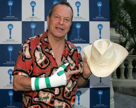 Křišťálový glóbus na MFF Karlovy Vary převezme Tim Robbins, přijede i Monty Python Terry Gilliam