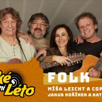 Plaské kulturní léto chystá Folk Night, vystoupí Cop i Nezmaři