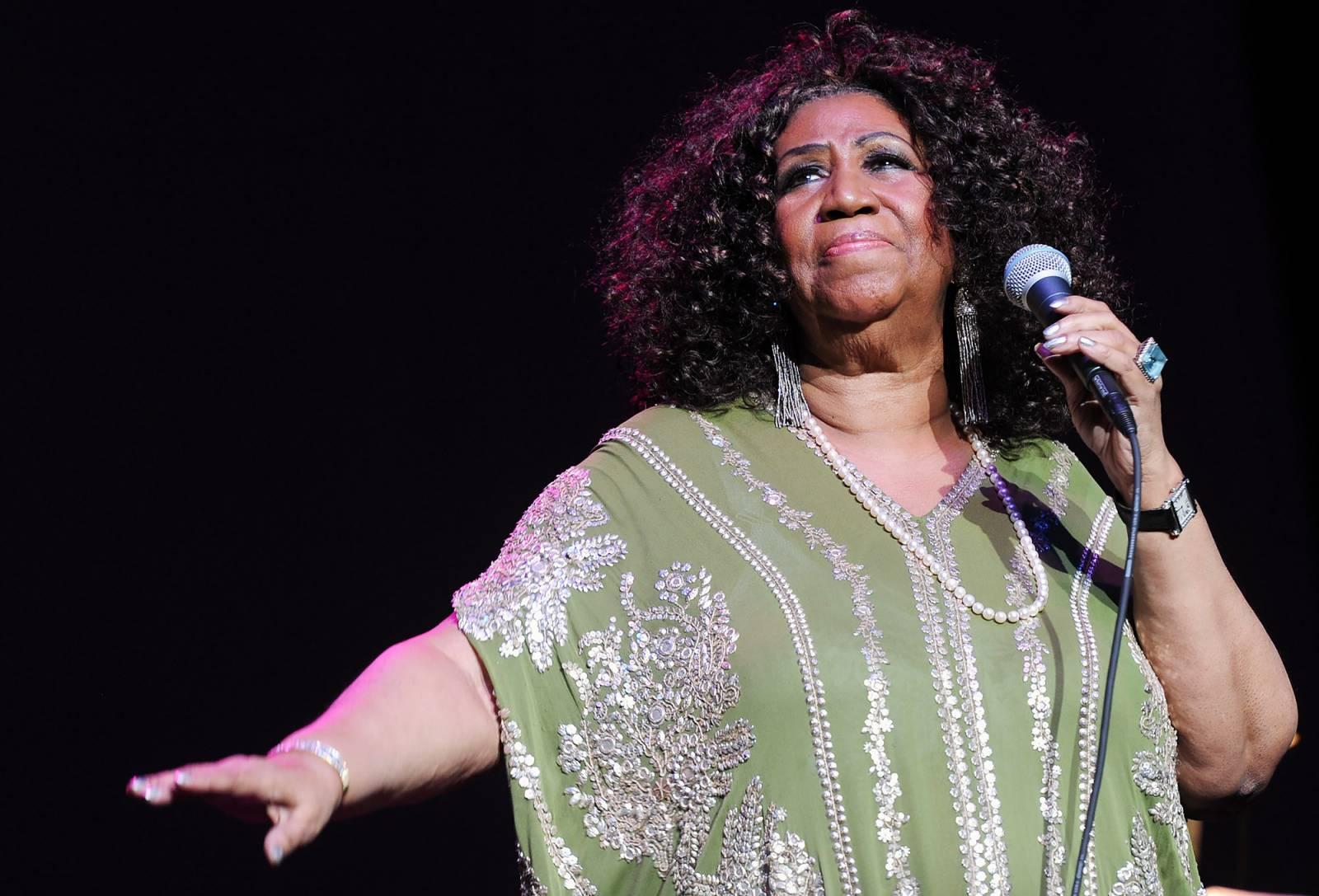 Zemřela královna soulu Aretha Franklin. Ve věku 76 let podlehla rakovině