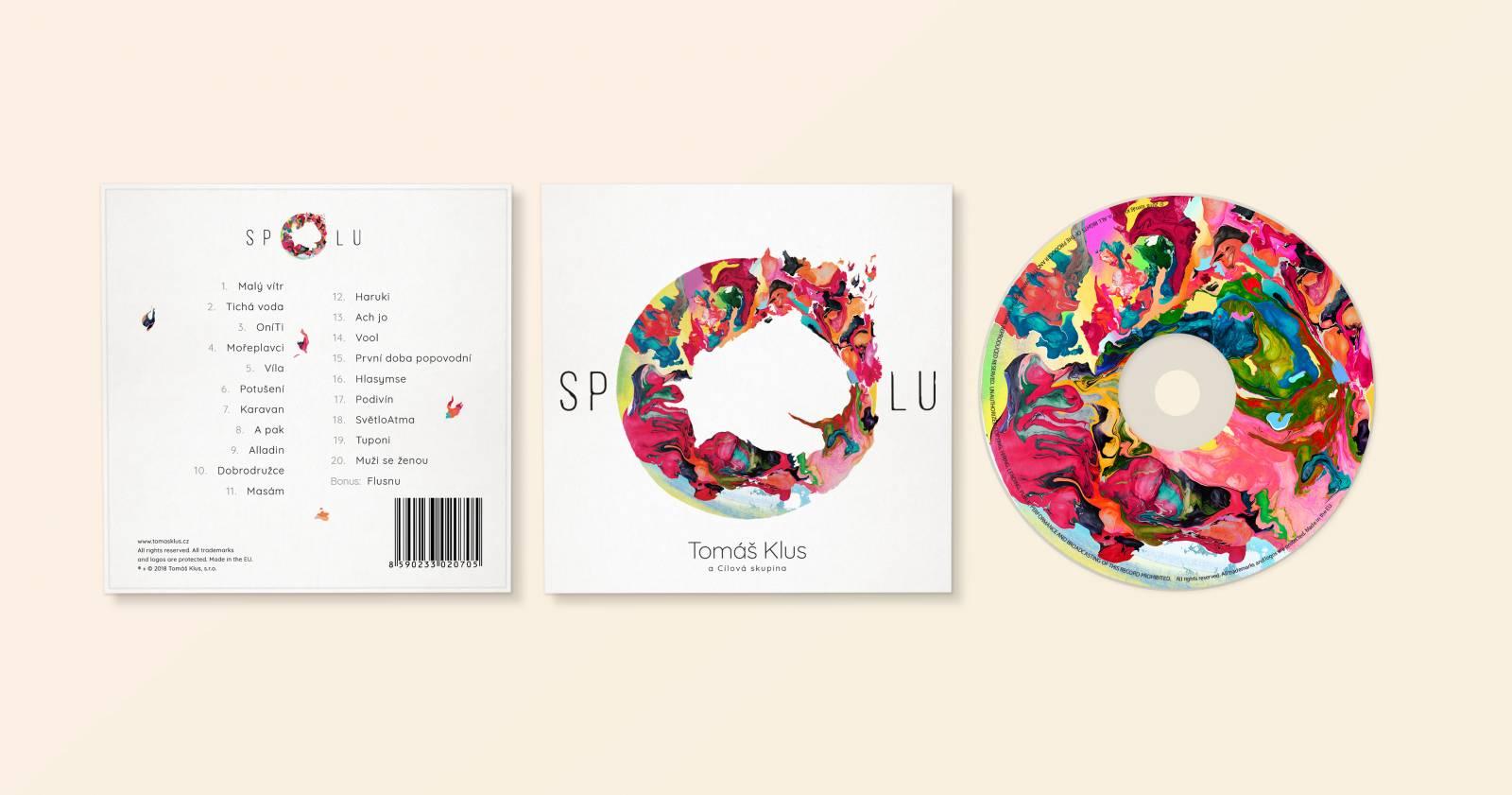 Tomáš Klus věnuje nové album SpOlu lásce ve všech podobách. Zpívá rock, folk i hospodskou odrhovačku