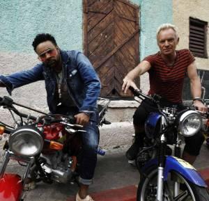 Sting a Shaggy na společném turné neminou Prahu