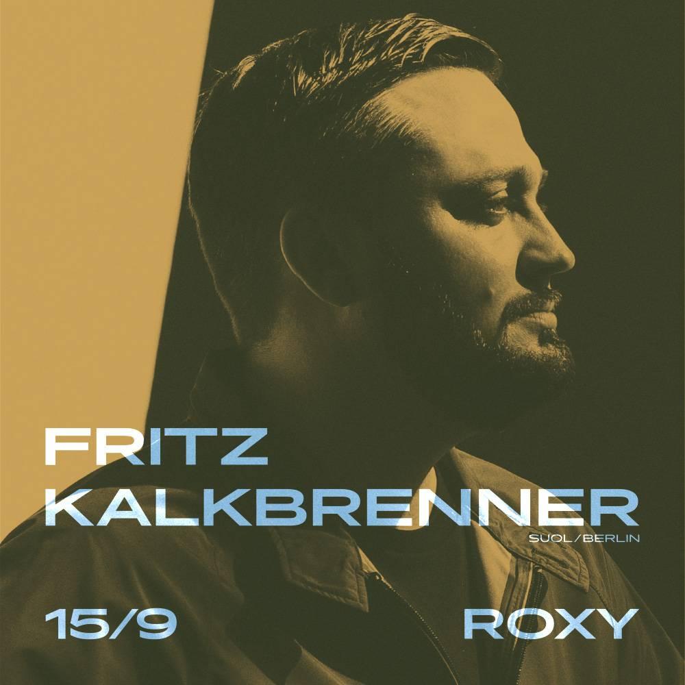 Fritz Kalkbrenner se vrací do pražské Roxy. S sebou veze nové album Drown