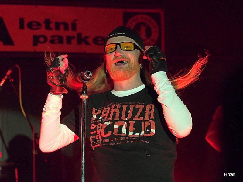 Zemřel Vláďa Šafránek. Bývalému zpěvákovi Harleje a Walda Gangu bylo 46 let