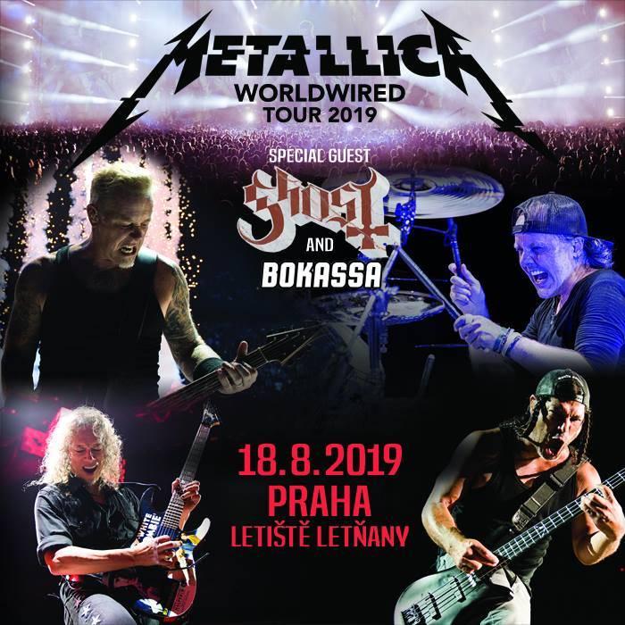 Metallica se vrátí do Prahy! Přiveze znovu i Jožina z bažin?