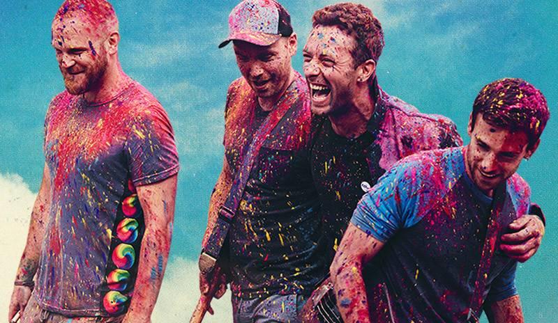 Coldplay v kinech: V listopadu bude na jediný večer k vidění jejich exkluzivní dokument a živák