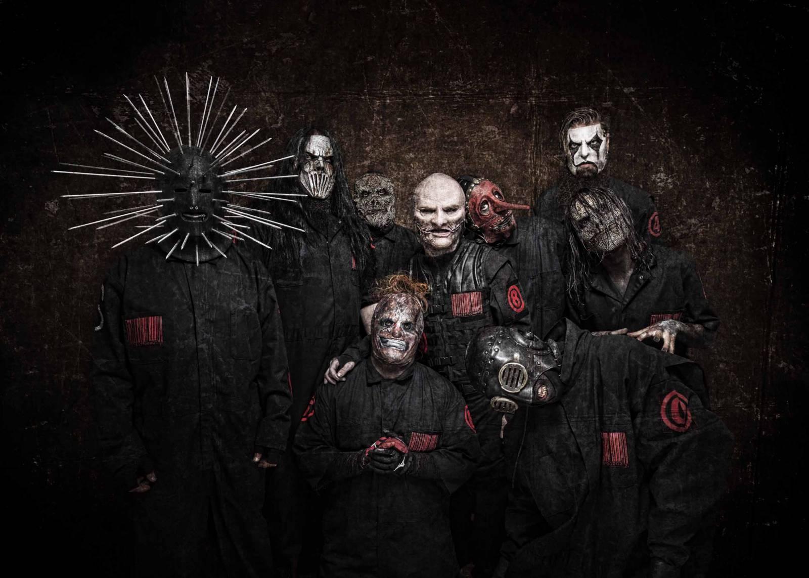 Slipknot se vrátí do Prahy. V O2 areně představí svět hrůzy a šílenství