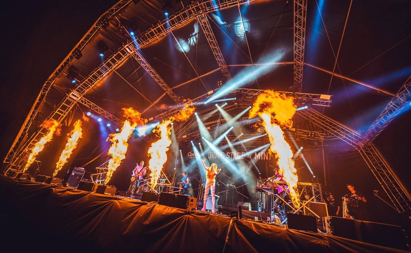 Mydy Rabycad vydávají živák z Colours Of Ostrava a rozjíždějí podzimní turné