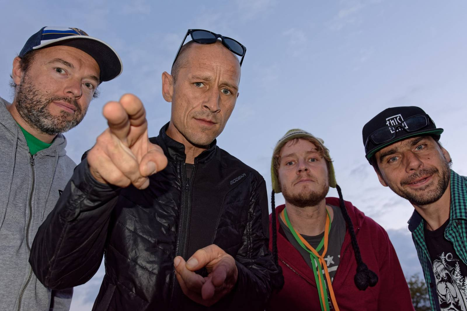 Wohnout nahráli album Miss Maringotka až na druhý pokus, s původní verzí nebyli spokojeni