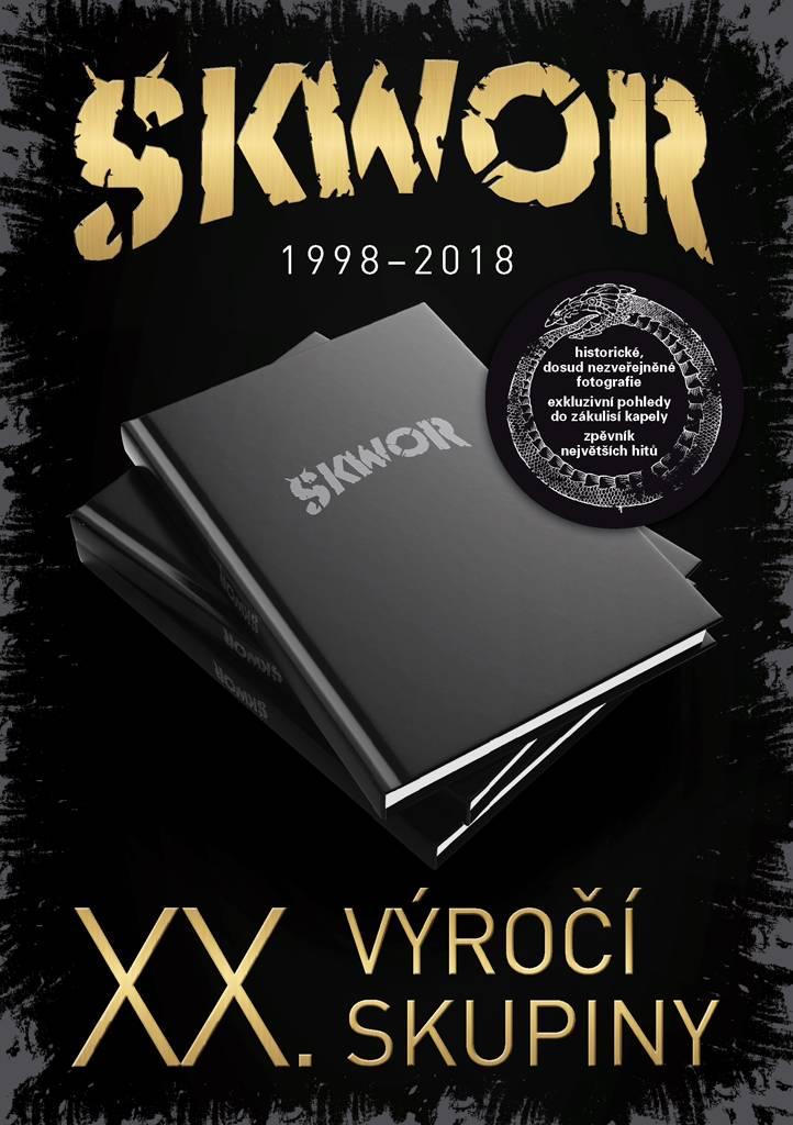 Škwor představí v zaplněné O2 areně speciální fotoknihu, příští rok vyrazí na unplugged turné