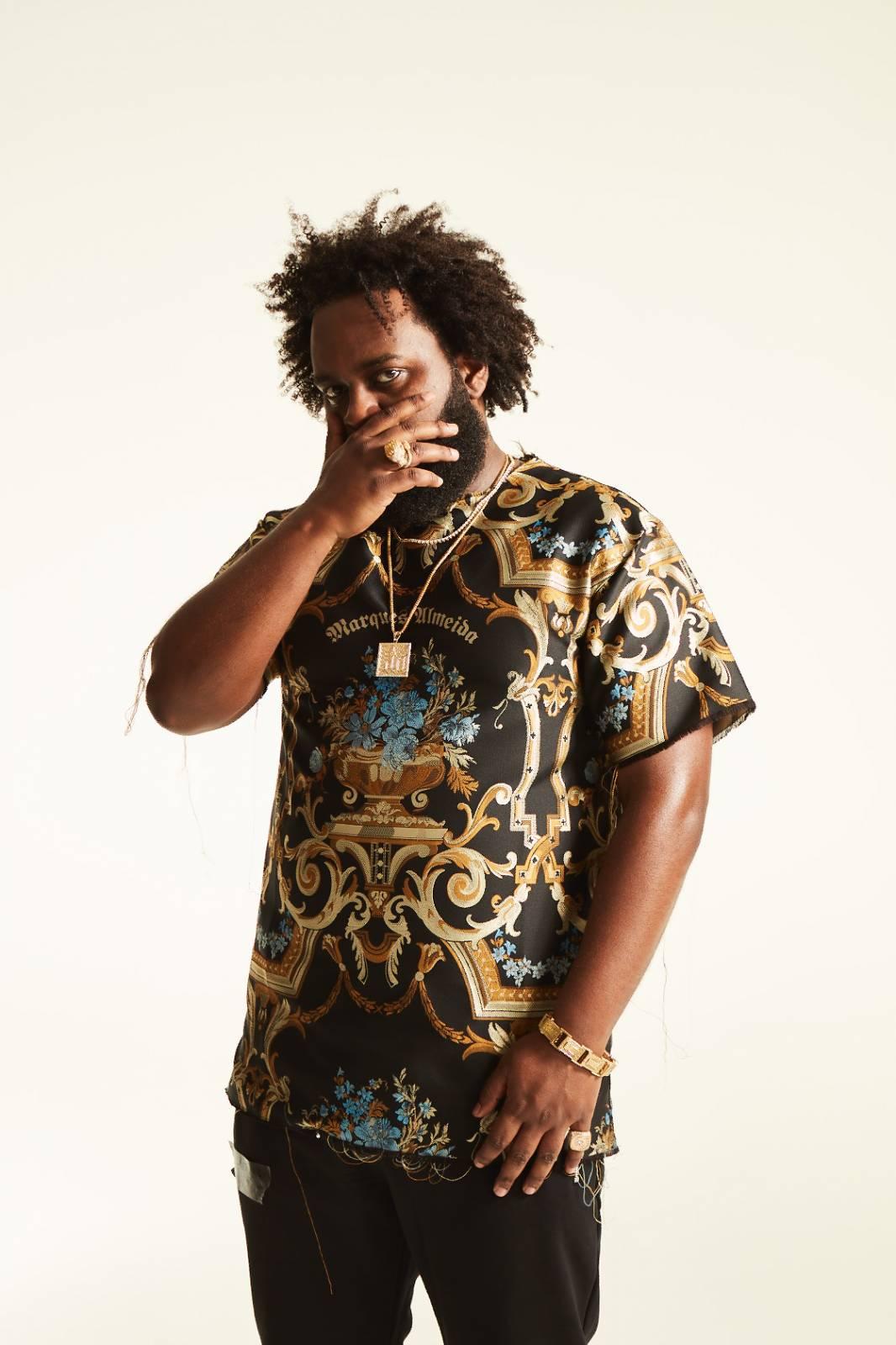 BAS v březnu v Chapeau Rouge představí své pojetí rapu s afro-karibskými vlivy