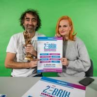 Startuje anketa Žebřík. Výsledky vyhlásí Jakub Kohák a Iva Pazderková 8. března v Plzni
