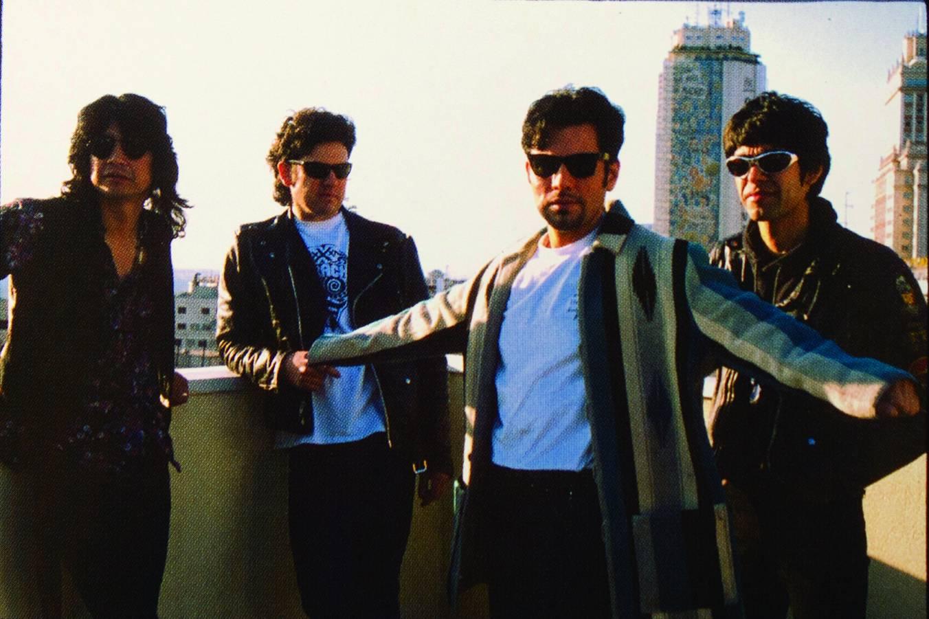Mexická odpověď na Ramones poprvé v Praze: The Zeros zahrají v Chapeau Rouge