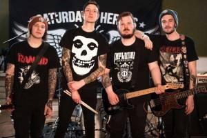 Saturday's Heroes přivezou do Rock Café punk-rockovou smršť