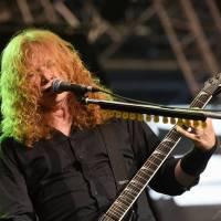 Megadeth ruší turné, zpěvák Dave Mustaine má rakovinu hrtanu